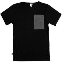 tee-shirt pocket tee by aliasone