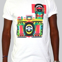 tee-shirt flash by c.e.r.f