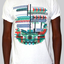 tee-shirt boat by c.e.r.f
