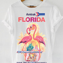 t-shirt amtrak florida - mathrow