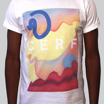 tee-shirt abstr by c.e.r.f