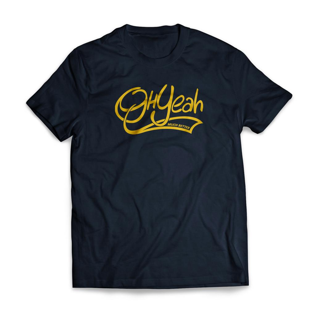 T-shirt Better Navy