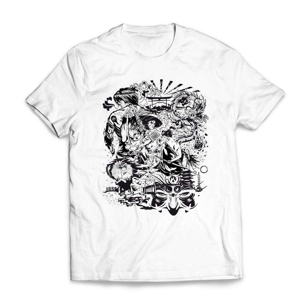 T-shirt Nihon