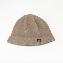 bonnet miki taupe - colorblind apparel