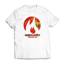 tee-shirt fall - gazmasta