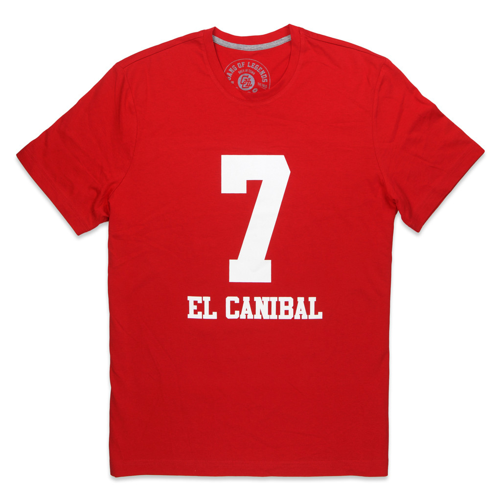 T-shirt El Canibal