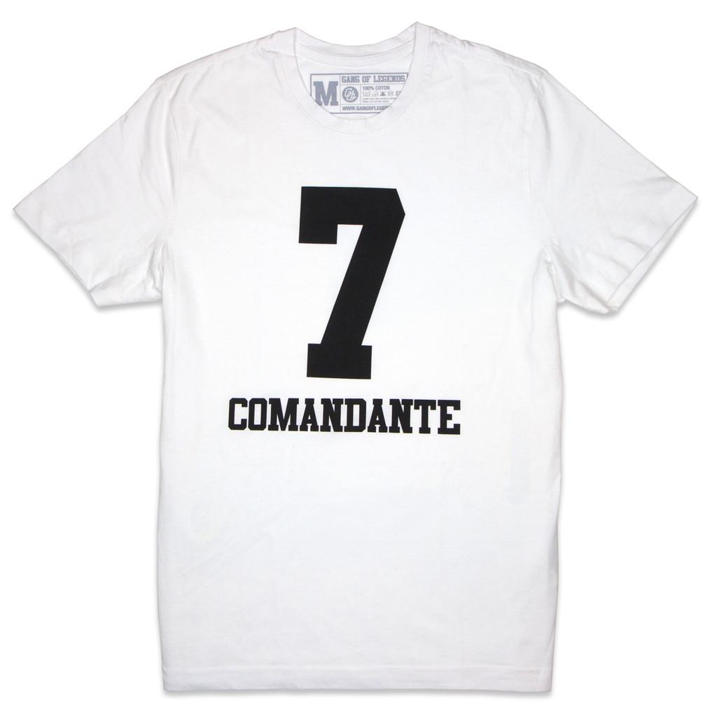 T-shirt Comandante
