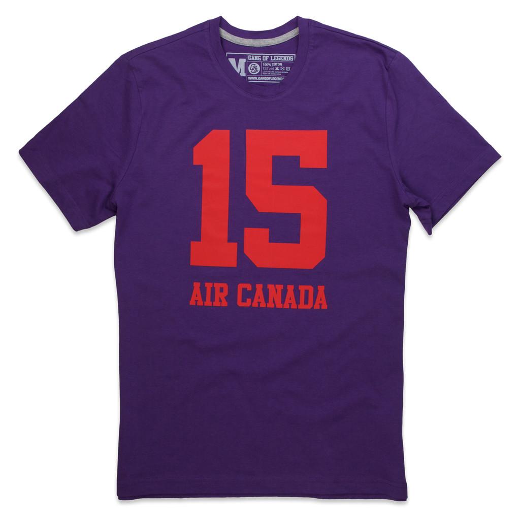 T-shirt Air Canada