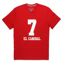 tee-shirt el canibal - gang of legends