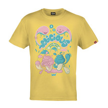 tee-shirt delicious by funkrush