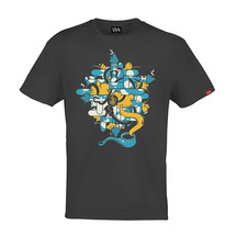 tee-shirt the wild style by funkrush