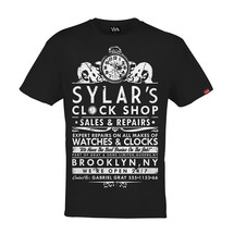 sylars clockshop