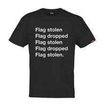 tee-shirt flag stolen by funkrush