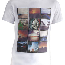tee-shirt polaroid. - frenchcool