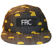 chaussette five panels logo frc by frenchcool