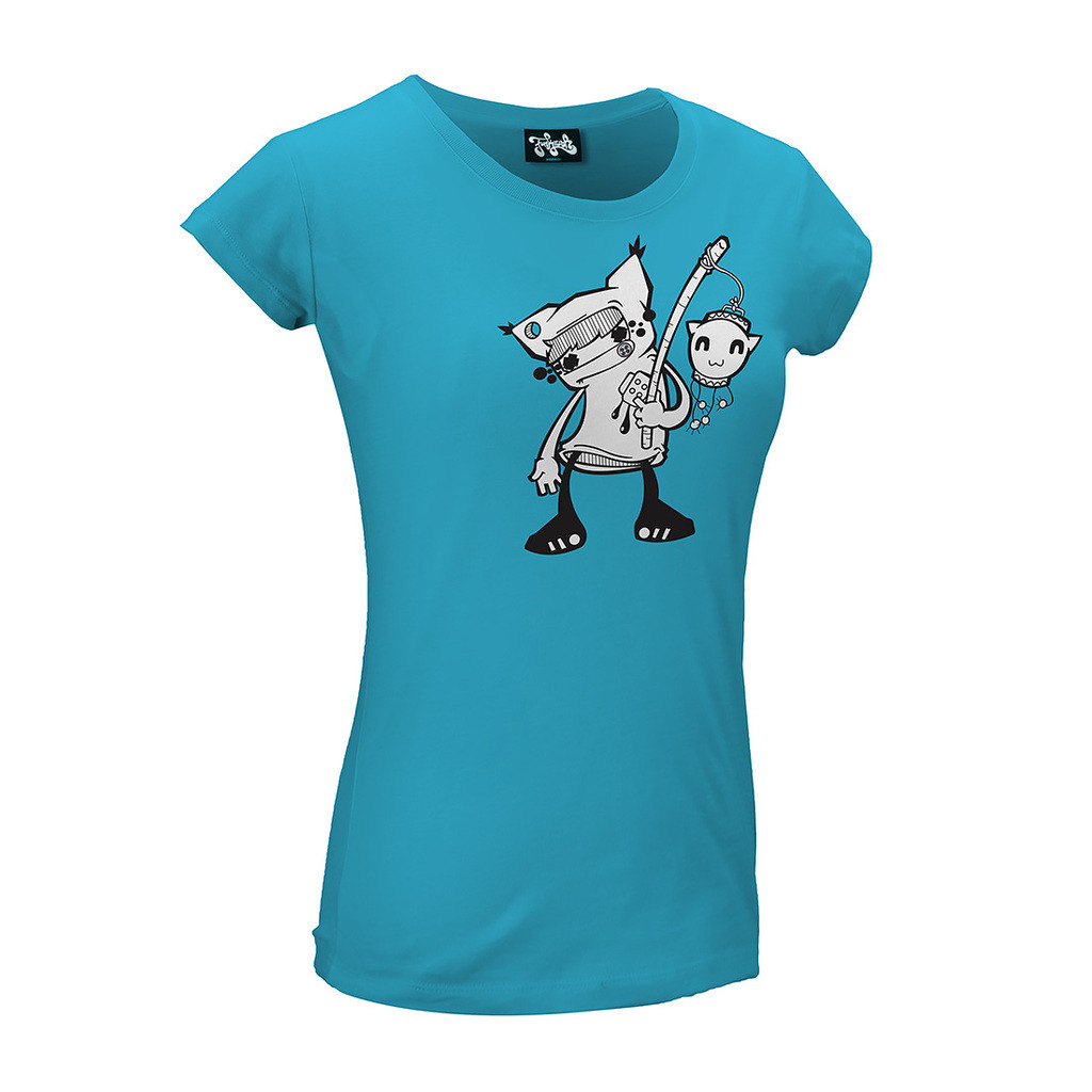 T-shirt Cat Lampion