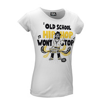 tee-shirt old school - funkrush