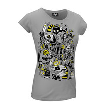 tee-shirt yellow belly - funkrush