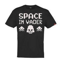tee-shirt space invader - funkrush