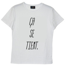 tee-shirt ça se tient ! - frenchcool