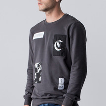 sweat-shirt no faith male sweater - costalamel