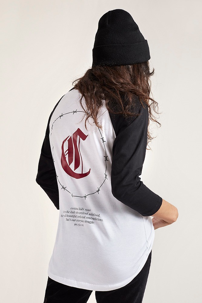 T-shirt manche longue WIRED LOVE