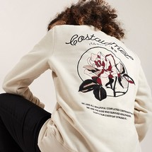 sweat-shirt love kills sweater - costalamel