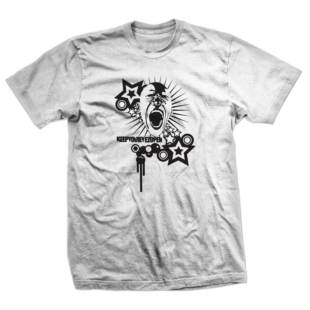 T-shirt Awake Gris