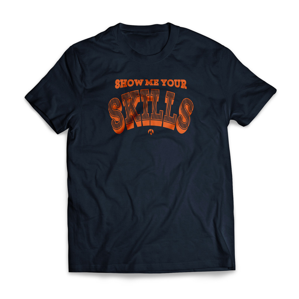 T-shirt Skills
