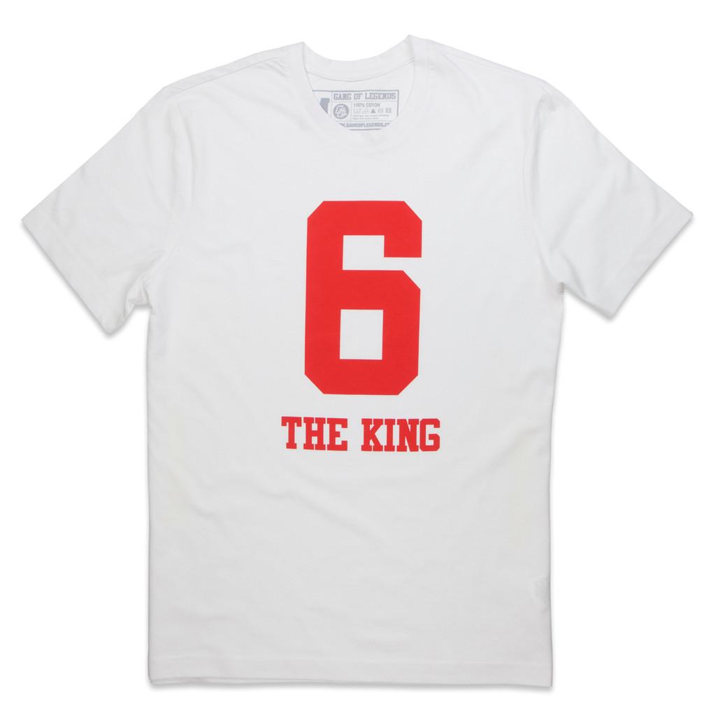 T-shirt The King (Lebron)